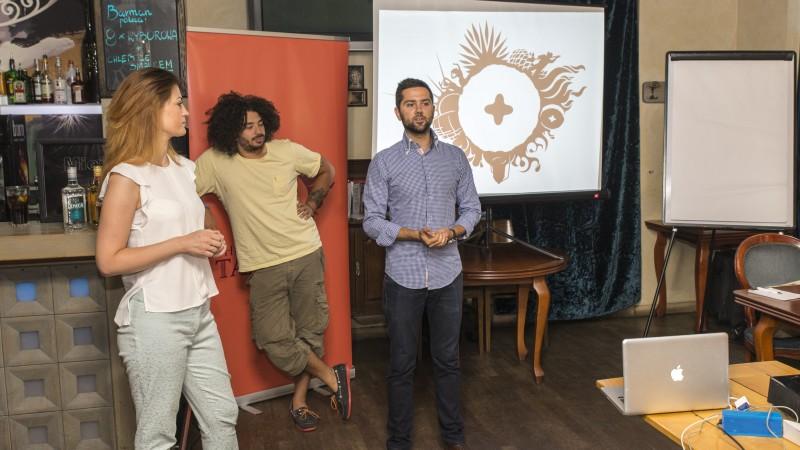 """Tłumaczenie dla Pernod Ricard, dystrybutora Olmeca Altos Tequia podczas szkolenia """"Tahona Society"""""""