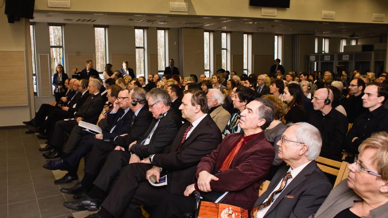Uroczyste otwarcie Europejskiego Centrum Edukacyjno-Kulturalnego3
